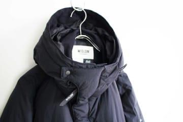 キャンプ好きにピッタリのダウンあります! アクティブに使える3着をご用意しました