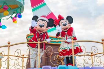 『ディズニー・クリスマス・ストーリーズ』のミッキーマウス、ミニーマウス