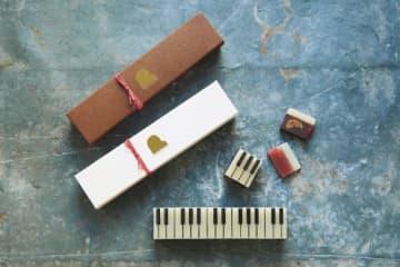 音楽好きなあの人へのプレゼントにいかが?話題の冬季限定「ようかん」2つ 画像