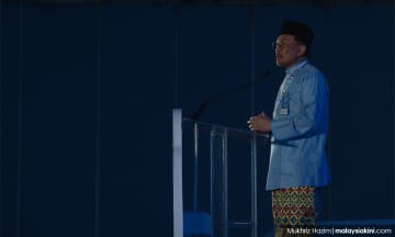 Anwar: Kekecohan di kongres AMK berlaku kerana saya tak cukup tegas