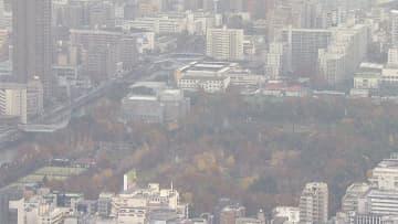 横浜で初雪 各地真冬並み寒さ 列島に強い寒気 いつまで寒い?