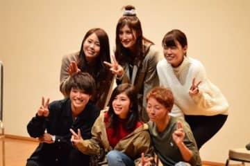 静岡県で「Talk show with 6 players」でトークショーが行われた【写真:編集部】