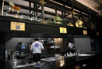 文化財を「味わう」ミュージアムレストランが開店 陝西省西安市