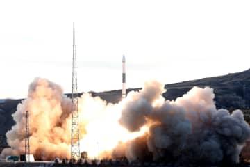 中国、衛星打ち上げで新記録 同一発射場で6時間内に2回