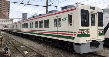 上信電鉄のJR107系4編成目は100番台サンドイッチ色、12/15特別臨時列車&撮影会