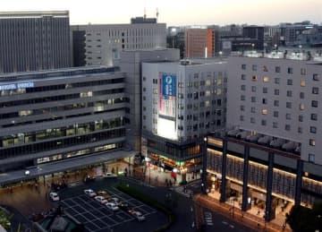 博多駅筑紫口駅前を大改造 21年春 歩道2倍、車乗降スペースも拡大