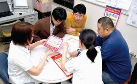西胆振15医療機関がインフル注意報受け院内感染予防へ