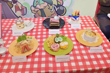 """""""カーバンクルのおしり""""が、くちどけ滑らかな絶品デザートとなって登場!「ぷよクエカフェ2019」試食会をレポート"""