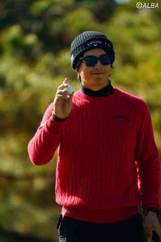 今季3勝目を飾った石川遼 海外メジャーへの思いを語った(撮影:鈴木祥)