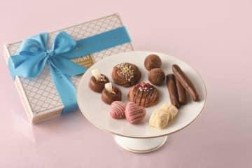 宝石みたい!阪急うめだ『アトリエうかい』の限定チョコレートが美味しそう◎【2020年2月下旬まで販売... 画像
