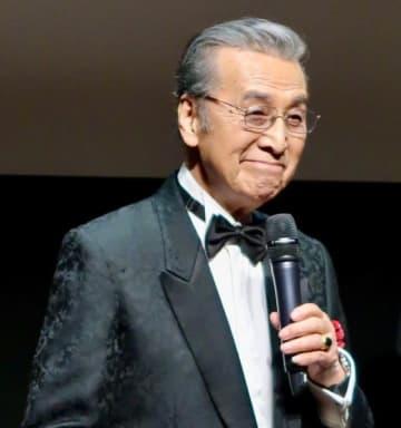 『ゴジラ』主演で人気の宝田明、流暢な中国語でマカオの客席沸く 画像