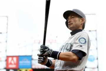 今季日本開幕戦後に現役引退を表明したイチロー氏【写真:Getty Images】