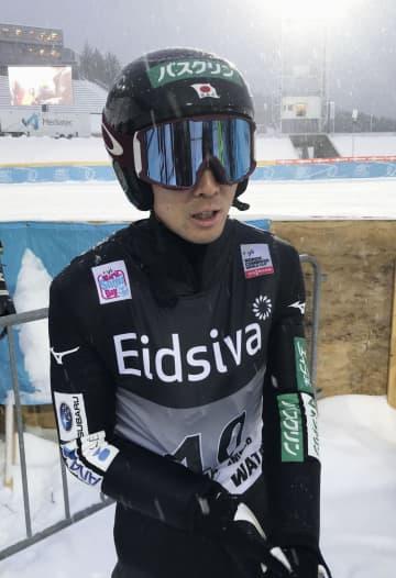 渡部暁14位、リーベル連勝 スキーW杯複合個人第5戦 画像