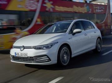 VW ゴルフ 新型、ドイツ発売…2万7510ユーロから 画像