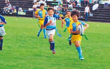 「土曜タグラグビー体験会」 12/14~3月まで@開成水辺スポーツ公園ソフトボール場
