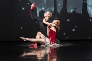 奇才マシュー・ボーンの傑作が日本に!愛と芸術のおとぎ話、マシュー・ボーンの『赤い靴』東京公演決定!