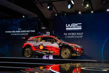 WRC:ヒュンダイが初のチャンピオントロフィー受け取る。全11話のシーズンドキュメントも公開へ