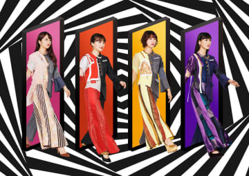 ももクロ、メンバー別ソロダンスで構成された「stay gold」スポット動画公開!