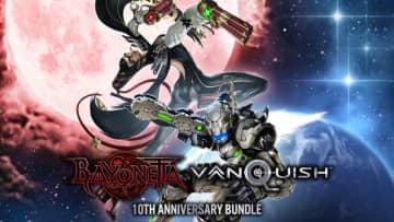 PS4/Xbox One版『BAYONETTA』『VANQUISH』が海外向けに正式発表! 10周年記念バンドルとして2020年発売