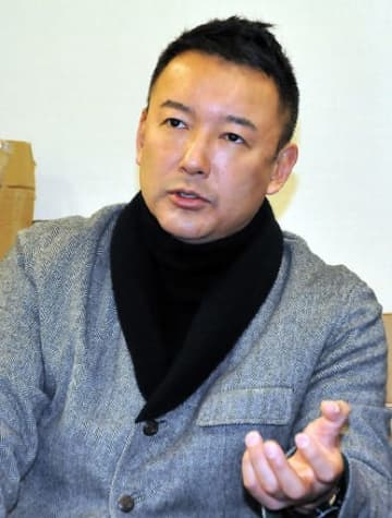 安倍首相の選挙区にれいわ候補 山本太郎代表「必ず立てる」 野党共闘なら、自ら立候補の可能性も