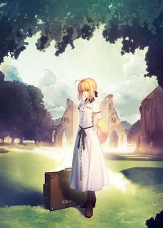 武内崇が描く「Fate」イラストの集大成『Return to AVALON -武内崇Fate ART WORKS-』12月25日発売!