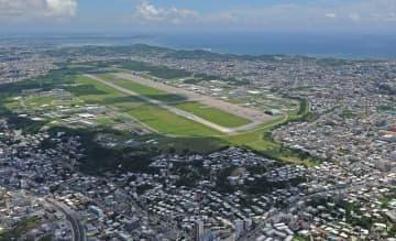 (資料写真)米軍普天間飛行場