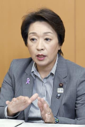 橋本聖子男女共同参画担当相