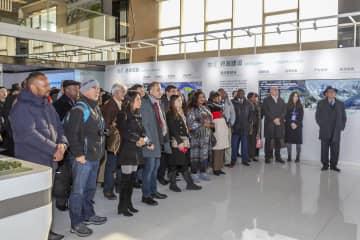 「南南人権フォーラム」の各国代表 上海と杭州を訪問
