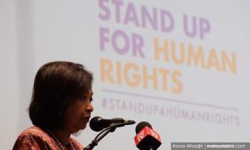 Marina: Pejuang hak setara bukan mahu 'berbogel di jalanan'