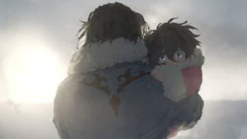 アニメ映画「鹿の王」公開日決定! 「もののけ姫」「君の名は。」のアニメーター・安藤雅司が監督初挑戦