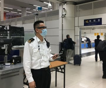 深圳税関、5Gスマートグラスで密輸取り締まり