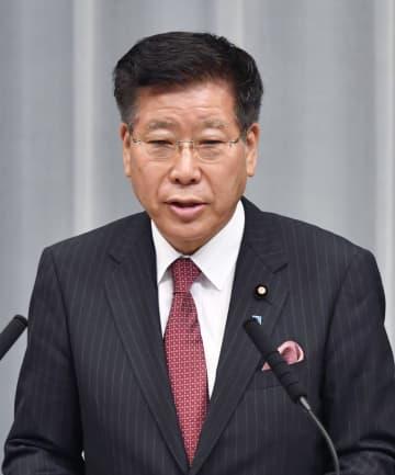 衛藤氏、元会長からお中元 15年に、ジャパンライフ 画像