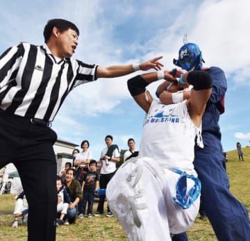 「ちがさきプロレス 」熱い戦いのクリスマスマッチ 12月15日に
