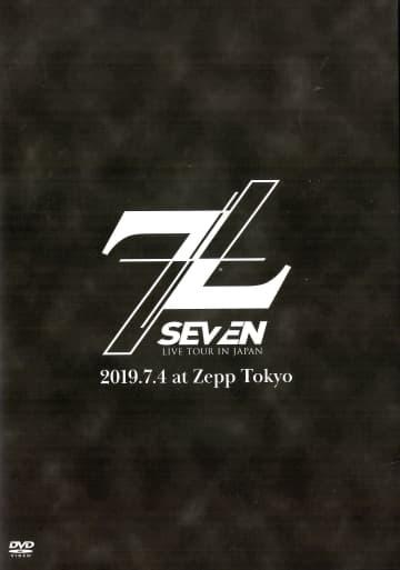 SE7EN『LIVE TOUR IN JAPAN 7+7』