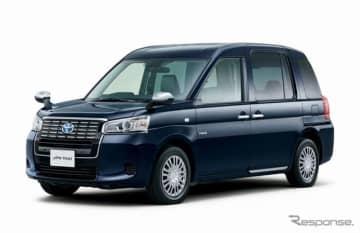 トヨタ・ジャパンタクシー(JPN TAXI)