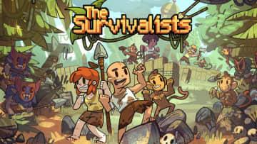 サル山の大将になって島を楽園にするサンドボックス『The Survivalists』発表、PC/ニンテンドースイッチ向けに2020年配信予定