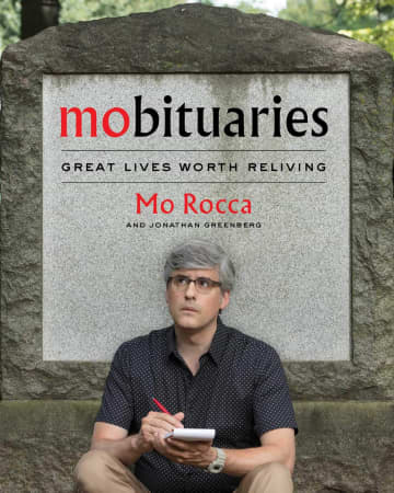 """Mobituaries: Great Lives Worth Reliving,"" by Mo Rocca - Amazon/Detroit Free Press/TNS"
