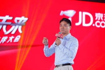 JD founder Richard Liu (Image credit: TechNode)