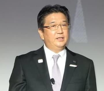 JTBの第三の創業について語る高橋広行社長