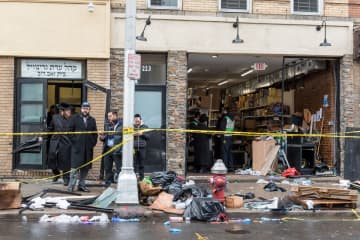Jersey City mayor says attack at kosher store was a hate crime against Jewish community