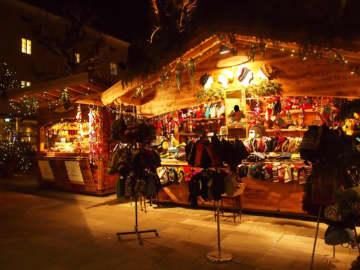 横浜・南で「冬のアート&クラフトマーケット」手作り品が手に入る クリスマスコンサートも