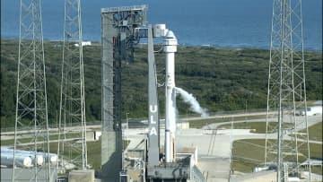 ボーイングの宇宙船「スターライナー」打ち上げを20日以降に延期