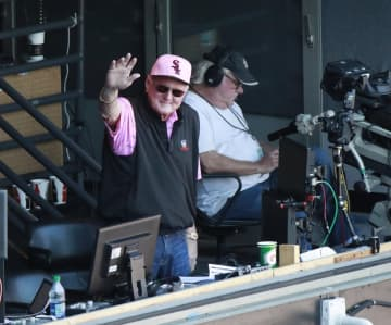 Ken 'Hawk' Harrelson wins Hall of Fame's top broadcasting honor after decades of colorfully calling White Sox games