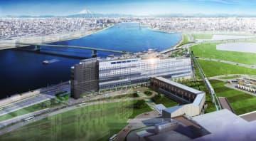住友不動産/羽田空港直結「商業・宿泊・会議場など複合施設」来春開業