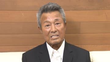 梅宮辰夫さん 慢性腎不全で死去 自宅で容体急変