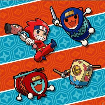 「太鼓の達人 Nintendo Switchば~じょん!」に米津玄師さんの馬と鹿が登場!追加無料DLC「ニンジャボックスパック」も