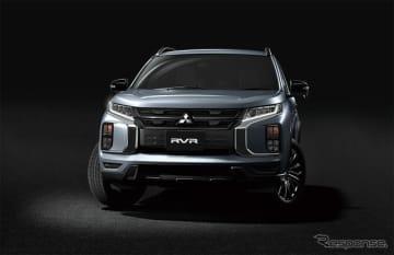 三菱 RVR ブラックエディション