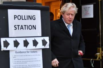 英国の下院総選挙、投票始まる 1月末EU離脱の命運左右 画像