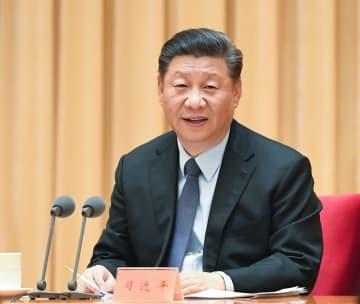 中央経済工作会議、北京で開催 習近平氏が重要演説