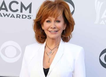 Reba McEntire attends 52nd Academy of Country Music Awards Arrivals at T-Mobile Arena Las Vegas